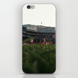 Fenway Grass iPhone Skin