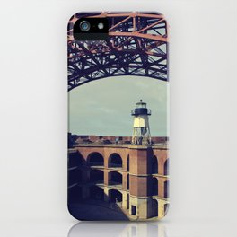 Fort Point, San Francisco iPhone Case