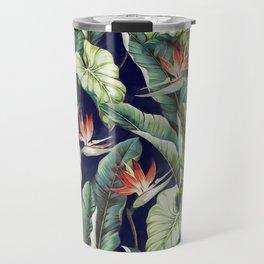 Night tropical garden II Travel Mug