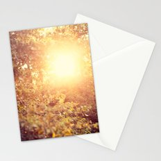 Summer Haze Stationery Cards