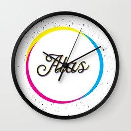 ALAS Wall Clock