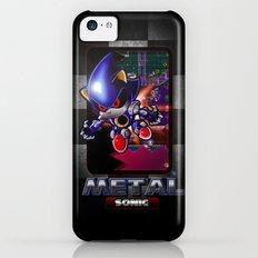METAL Sonic  iPhone 5c Slim Case