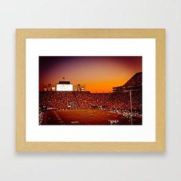 WDE Framed Art Print