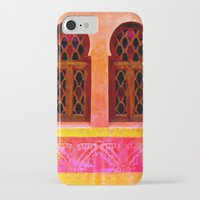 morocco iPhone & iPod Cases featuring Morocco  by Xchange Art Studio