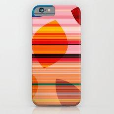summerstripes Slim Case iPhone 6s