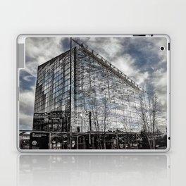 Baltimore [Sky cut 448] Maryland, Usa Laptop & iPad Skin