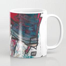 Eve Fine Art Modern Abstract Drawing and Painting Coffee Mug