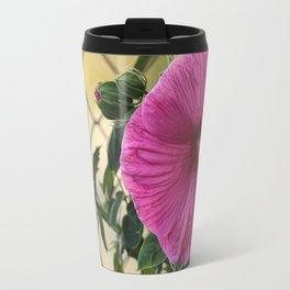 Hibiscus Flower of Many Colors Travel Mug