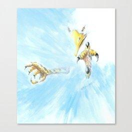 Talons Canvas Print