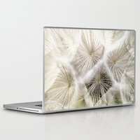 biology Laptop & iPad Skins featuring Into the deep by UtArt