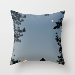 I Don't Really Mind Throw Pillow