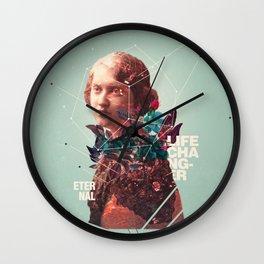 Eternal Lifechanger Wall Clock