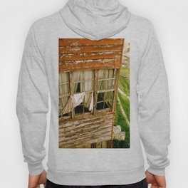 Weathered Wood Hoody