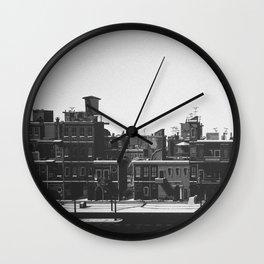 El Malecon - Havana Cuba Wall Clock