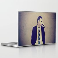 duck Laptop & iPad Skins featuring Duck by ©WASPHOTOGRAPHY