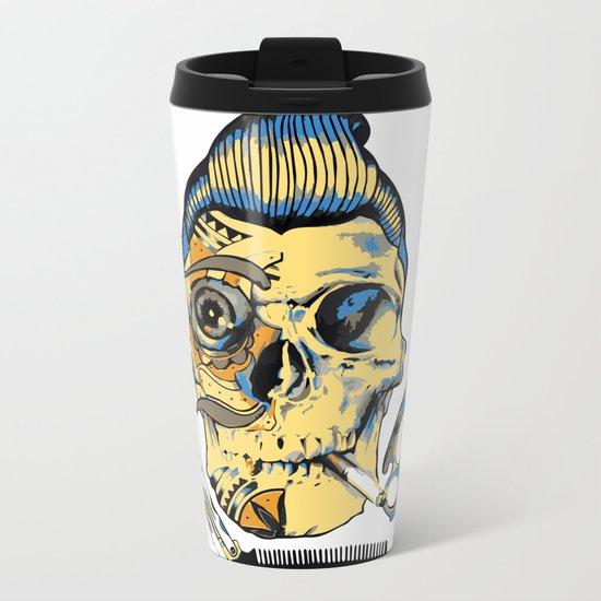 Just an Act Metal Travel Mug