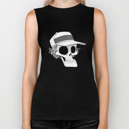 Elmer Skull Biker Tank