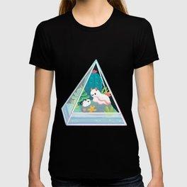 Ocean terrarium - Sea slug T-shirt