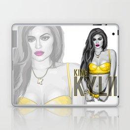 KING KYLIE Jenner Laptop & iPad Skin