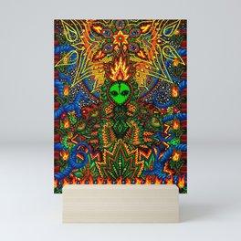How Do You Like It Here? Mini Art Print