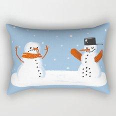 Are You Even Built, Bro ? Rectangular Pillow