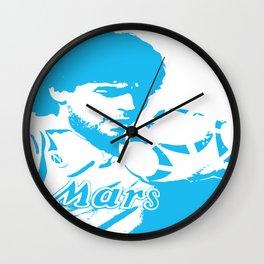Diego Armando Maradona Wall Clock