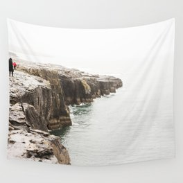 Irish Coastal Winds Wall Tapestry