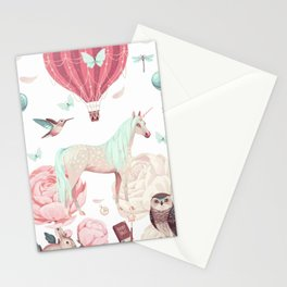 Fairytale dream Stationery Cards