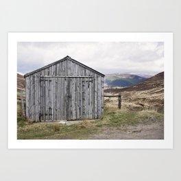 Cairngorms, Scotland Art Print
