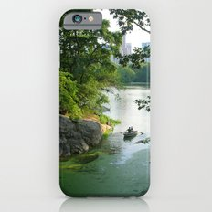 New York Central Park Lake Slim Case iPhone 6s