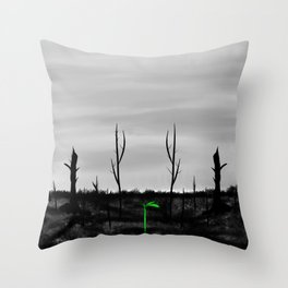 Hope is Alive  Throw Pillow