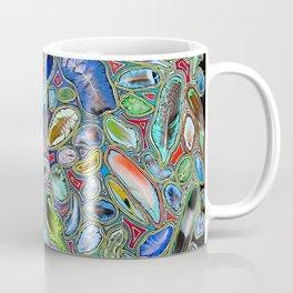 Feathers of birds of the world Coffee Mug