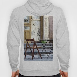 Coffee time in Catania on the Isle of Sicily Hoody