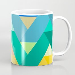 Chevron chevron Coffee Mug
