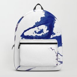 Vivid Wolf (consumed by something he couldn't control) Backpack