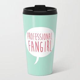 Professional Fangirl Travel Mug