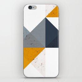 Modern Geometric 19/2 iPhone Skin