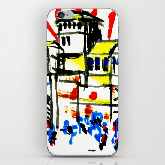 Japan and the  flag  iPhone & iPod Skin
