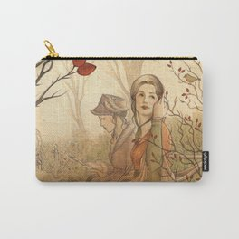 Jane Austen, Mansfield Park - the Garden Carry-All Pouch