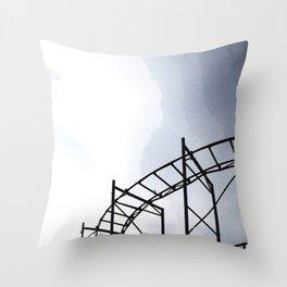 Coaster Rail Throw Pillow