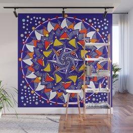 Mandala 12 Wall Mural