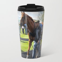 A Day At The Races Travel Mug