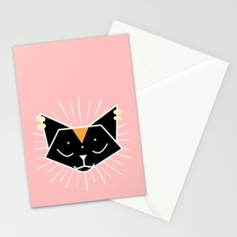 Cat Tribe 02 Stationery Cards