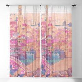 Verona Sheer Curtain