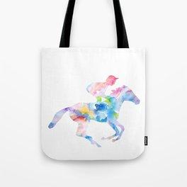 Horse Pony Riding Frieze Haflinger Saddle Gift Tote Bag