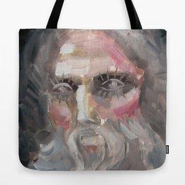 His eyes Tote Bag