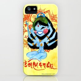 Immortality Mantra iPhone Case