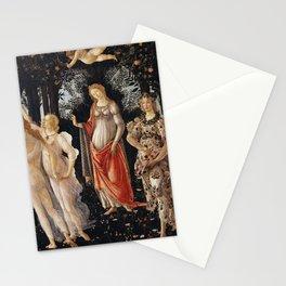 Sandro Botticelli - Spring (La Primavera) Stationery Cards