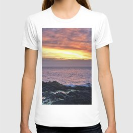 Seacape sunset T-shirt