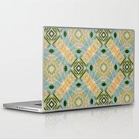 oasis Laptop & iPad Skins featuring Oasis by Natalié Art&Living